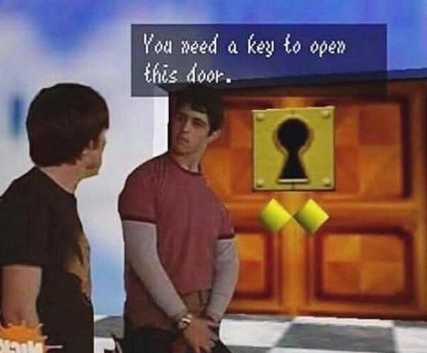 Drake, Where Is the Door Hole