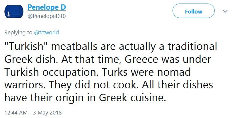 Турецкие фрикадельки