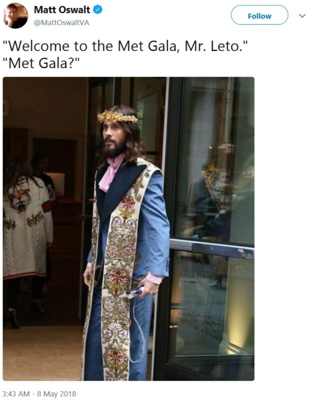 Бал Met Gala