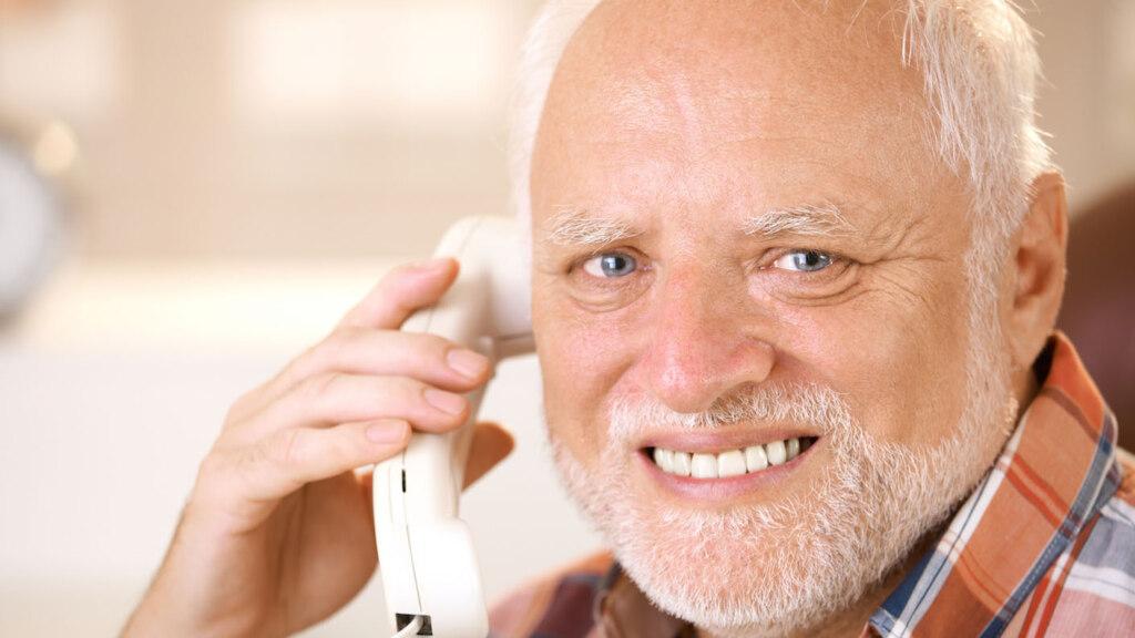 Гарольд слушает