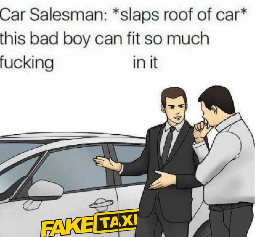 Продавец автомобилей