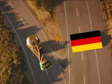 Германия вылетела с Чемпионата мира