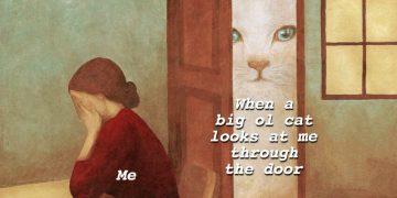 Опять этот гигантский кот