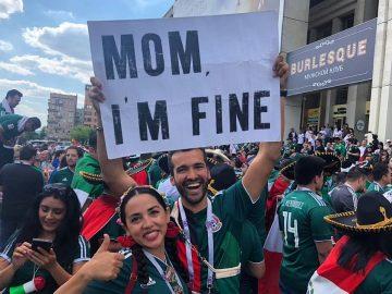 Мама, я в порядке