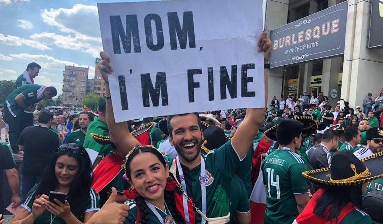 Мексиканец из инстаграма «Мама, я в порядке» приехал в Россию