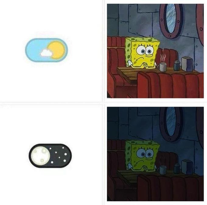 Дневной режим / ночной режим