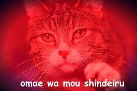 Omae Wa Mou Shindeiru