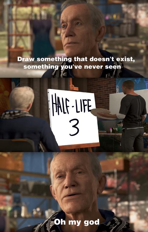 Нарисуй то, чего не существует