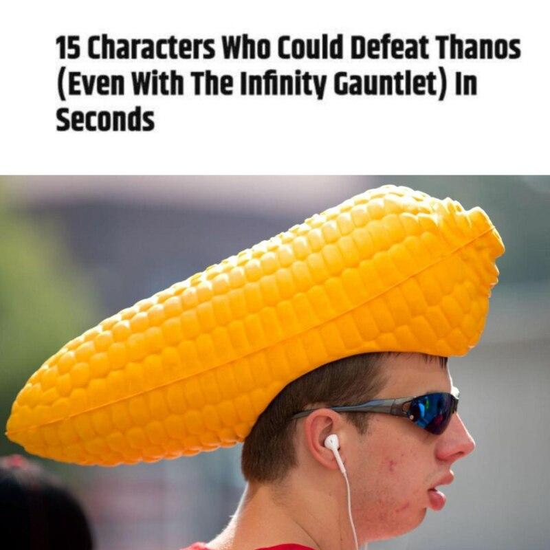 Мемы с кукурузой