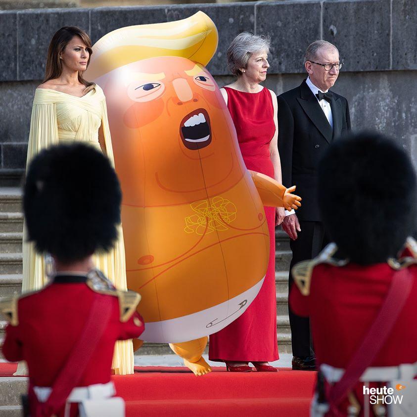 Малыш-Трамп