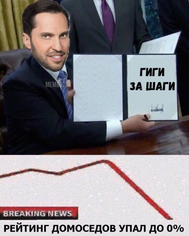 гиги за шаги мем