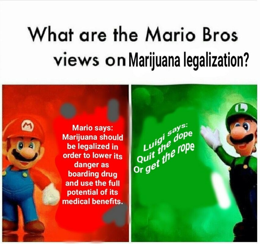 Что думают братья Марио