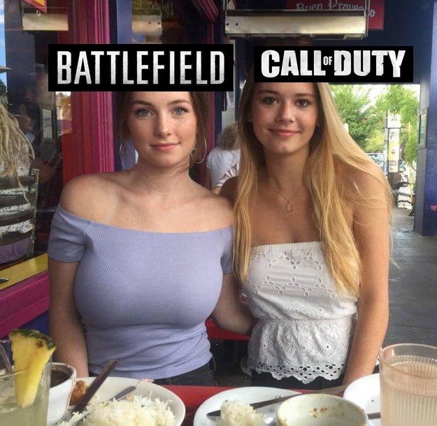 Девушки с разным размером груди