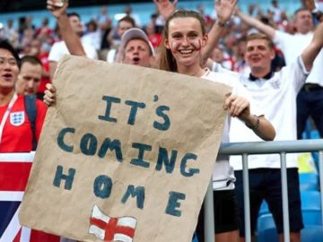 It's Coming Home