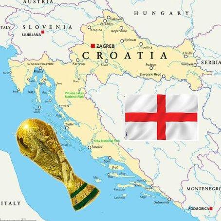 Хорватско-Боснийская карта границ