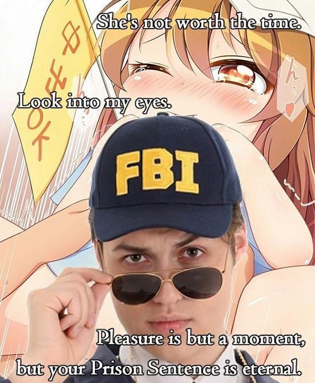 Не смотри на неё