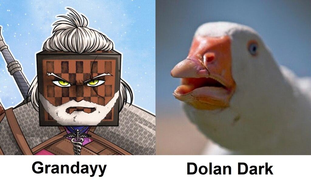 Grandayy vs. Dolan Dark