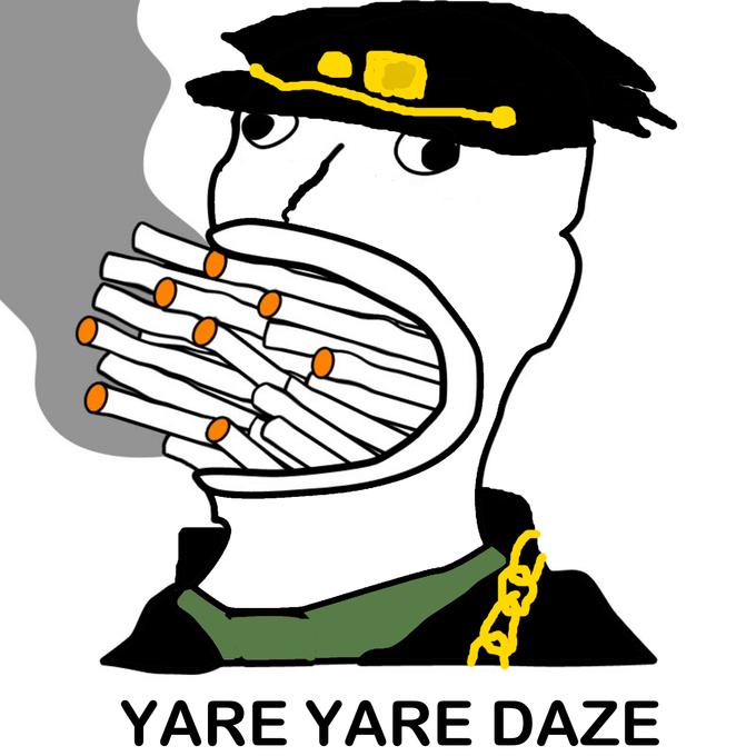 Yare Yare Daze