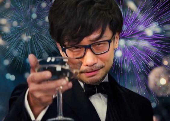 Хидэо Кодзима день рождения