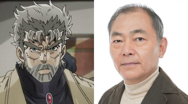 Умер японский актёр Унсё Исидзука, озвучивавший «ДжоДжо», «Покемона» и «Ковбоя Бибопа»