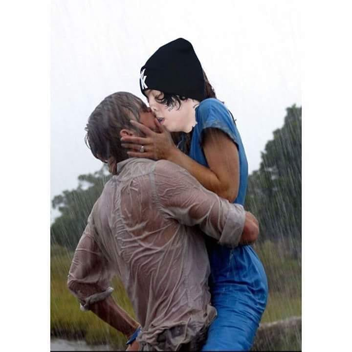 Lil Xan целует Noah Cyrus