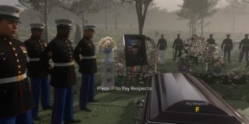 Press F to Pay Respects