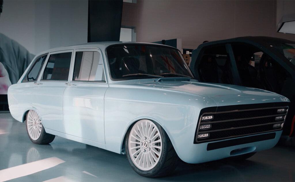 электромобиль Калашников