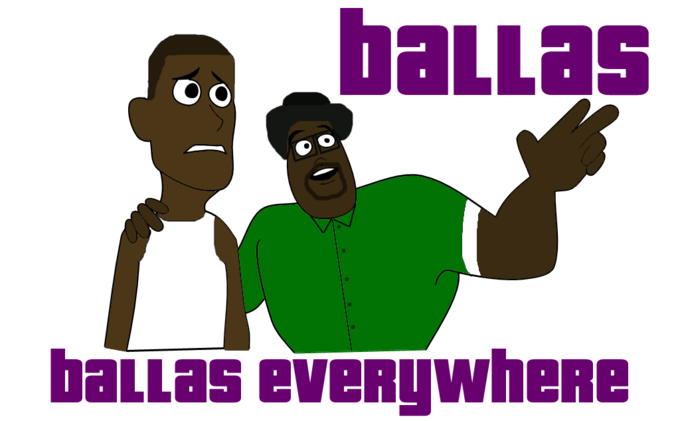 ballas everywhere