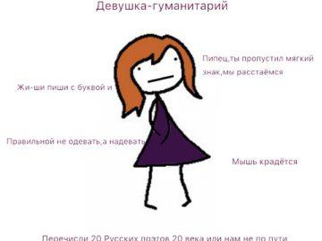 Мем Идеальная девушка