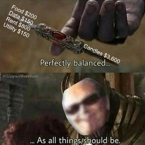 Perfectly Balanced
