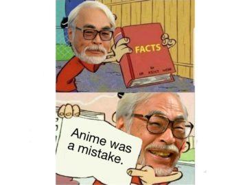 Аниме было ошибкой