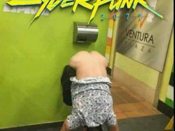 ass cyberpunk