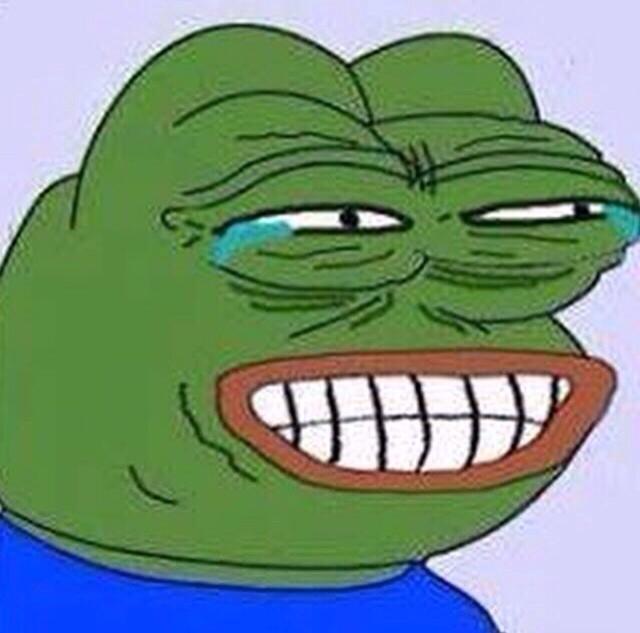 Big Grin Pepe