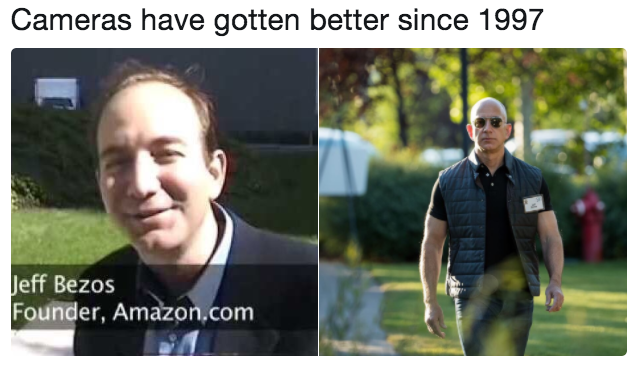 cameras have gotten better since 1997