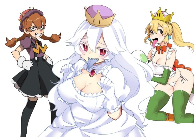 Супер Корону примерили на других персонажей