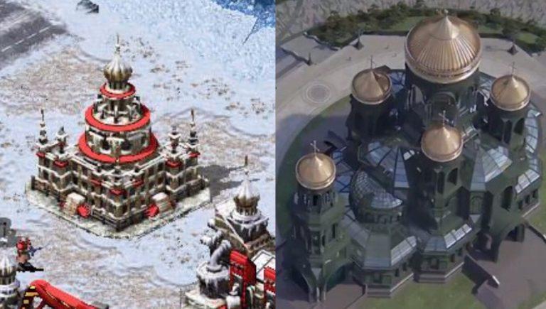 Храм Вооружённых сил России