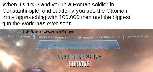 Current Objective: Survive