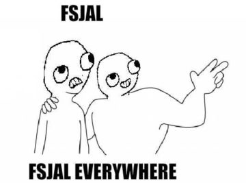 FSJAL EVERYWHERE