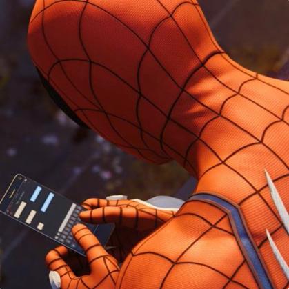 Переписка Человека-паука