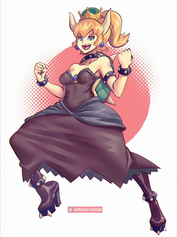 Bowsette (Боузетта)