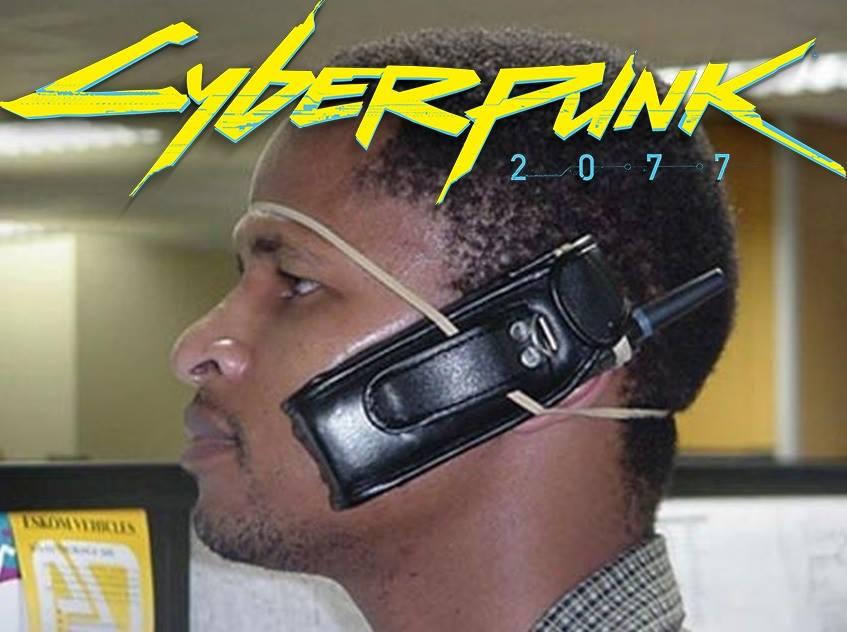 phone cyberpunk