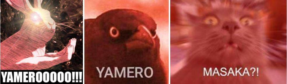 tumblr yamero memes