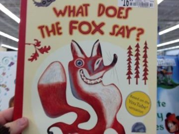 what the fox say book