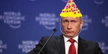 На 4Chan поздравляют Путина