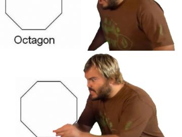 Пентагон, гексагон, октагон