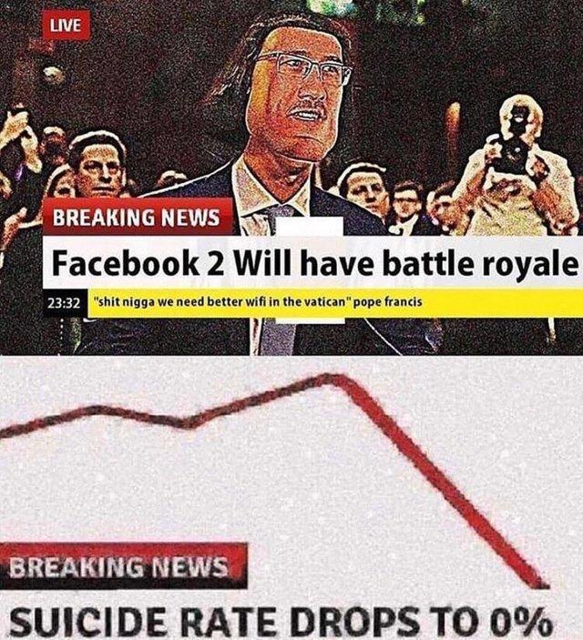 уровень самоубийств мем