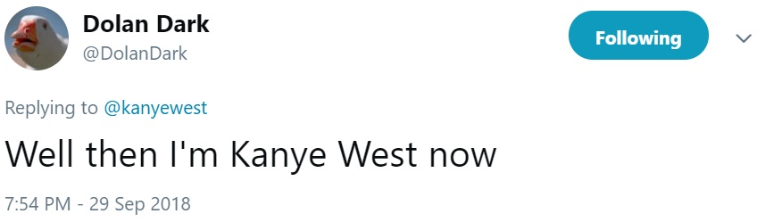 Канье Уэст сменит имя на YE