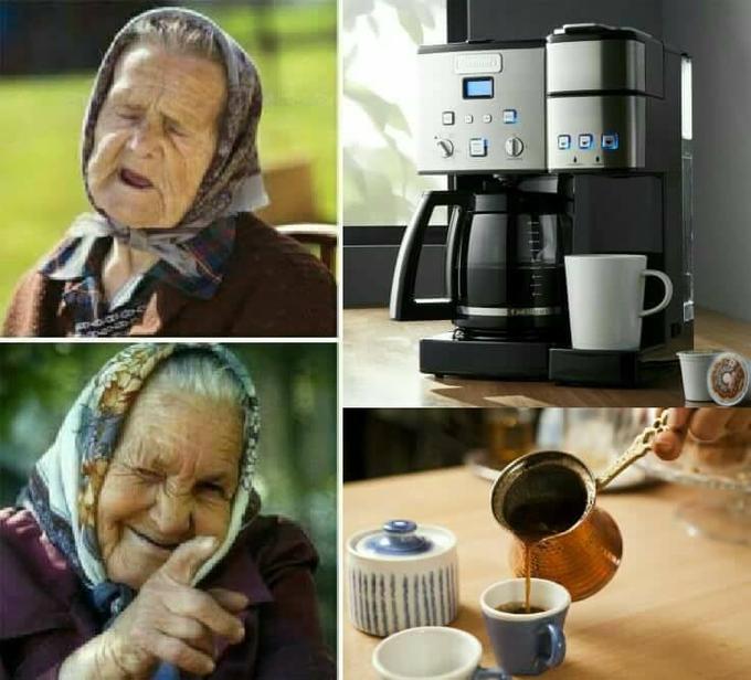 Babushka - Кофе