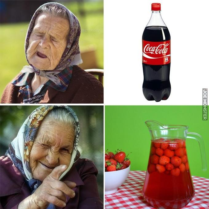 Babushka - Grandma knows what's good