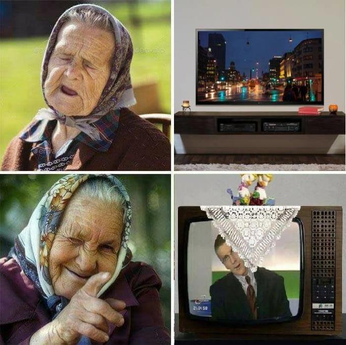 Babushka - Television